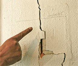 Reparar grietas c mo reparar grietas en paredes for Como tapar la humedad de la pared